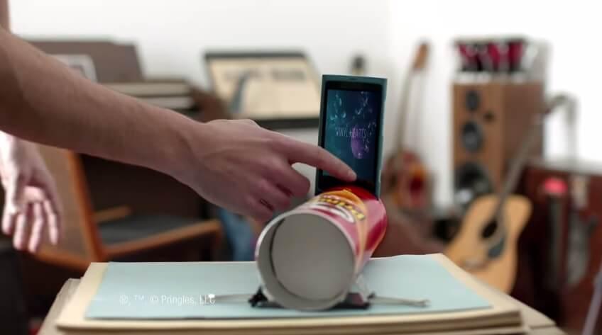 pringles karaoke kit lied aus der tv werbung september 2015. Black Bedroom Furniture Sets. Home Design Ideas
