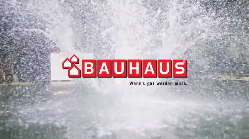 Werbung Bauhaus